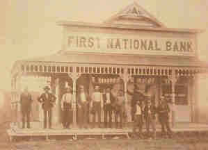 Original bank building